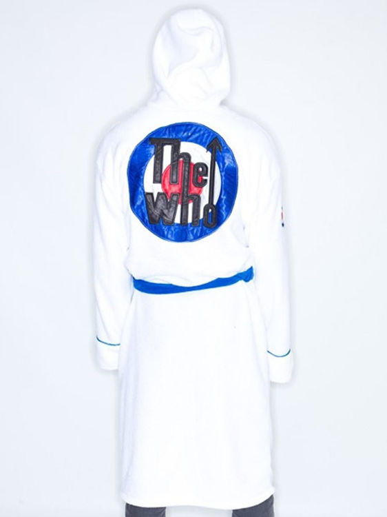 Picture of The Who: White Bathrobe