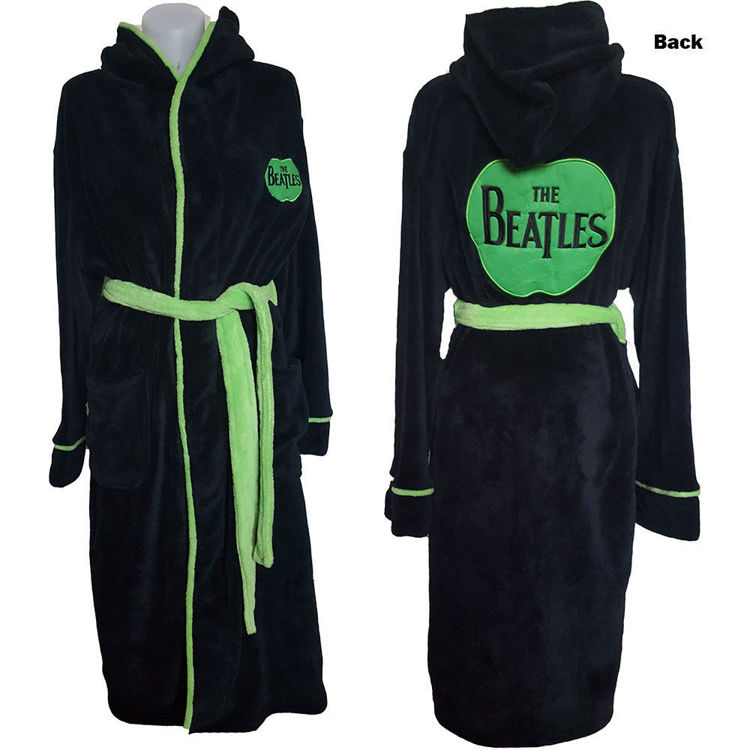 Picture of The Beatles: Beatles Apple Logo Robe