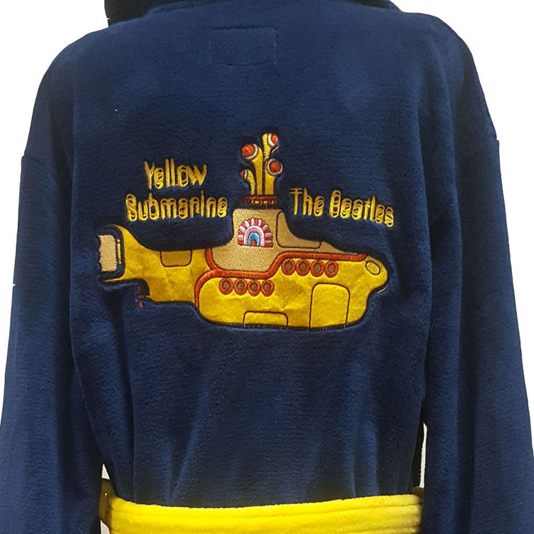 Picture of The Beatles: Beatles Yellow Submarine Robe