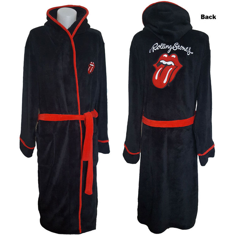 Picture of Rolling Stones: Rolling Stones 'Classic Tongue' Robe