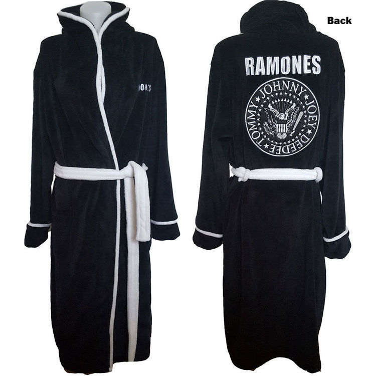 Picture of The Ramones: Ramones 'Presidential Seal'  Robe