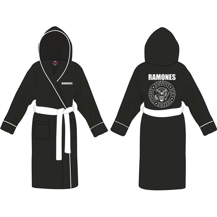 Picture of The Ramones: Ramones 'Presidential Seal'  Robe