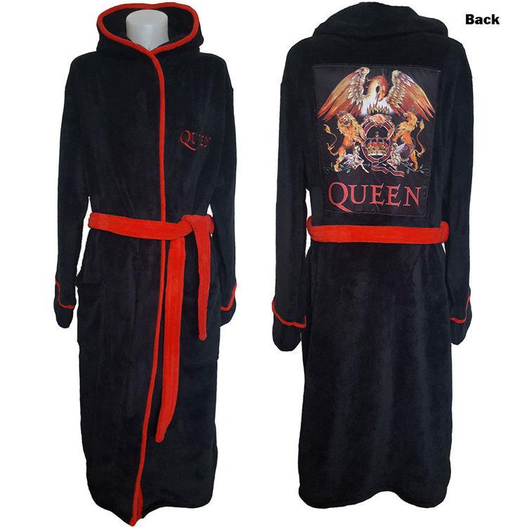 Picture of Queen: Queen 'Classic Crest'  Robe