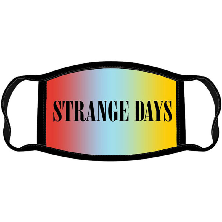 Picture of The Doors: Face Mask Strange Days