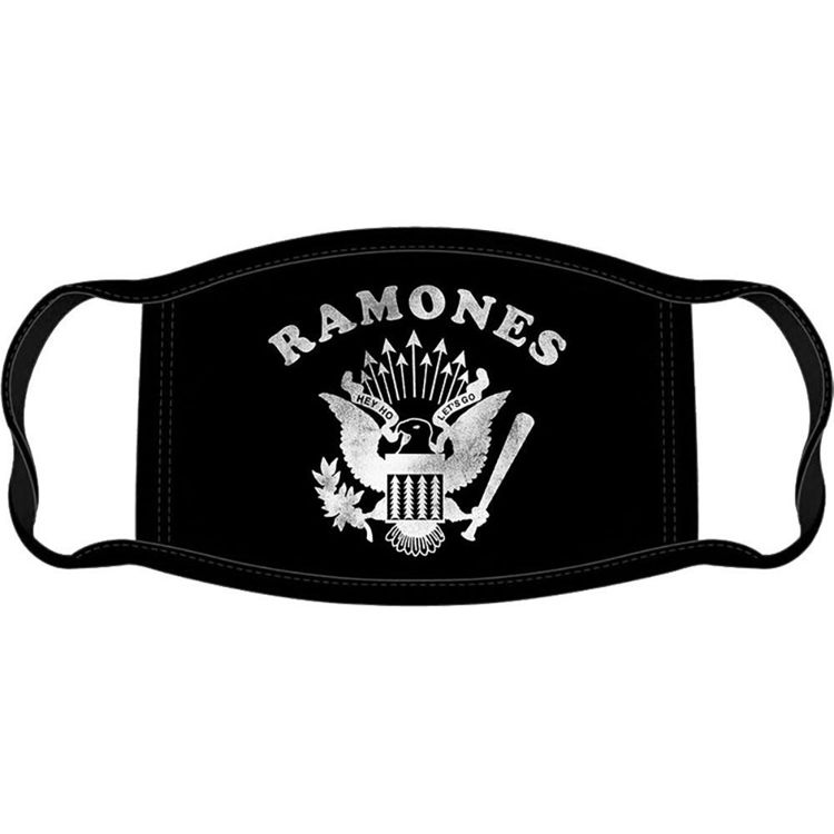 Picture of Ramones: Face Mask Seal Logo