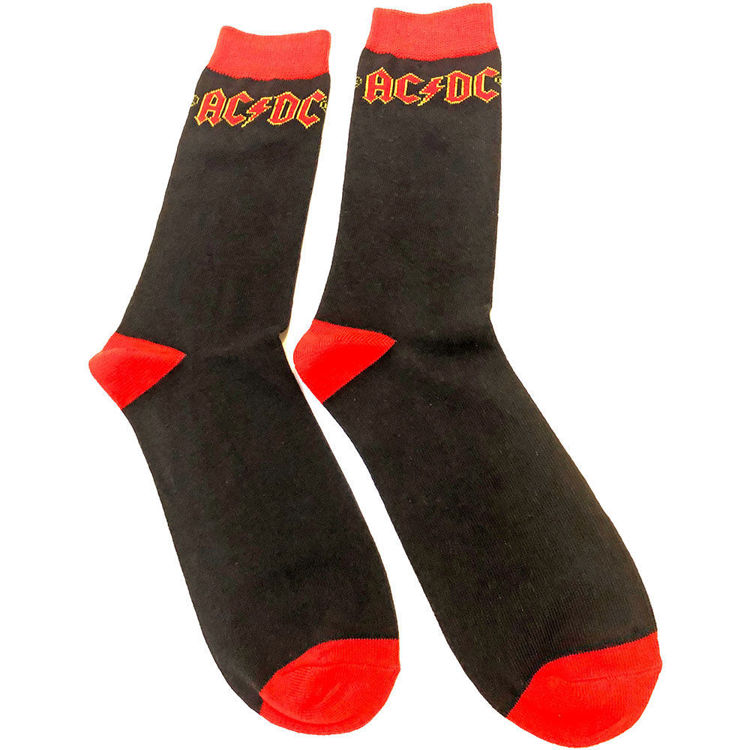 Picture of AC/DC: Unisex Ankle Socks