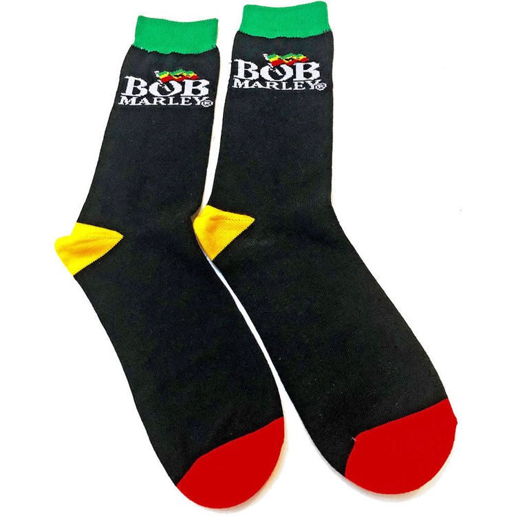 Picture of Bob Marley: Unisex Ankle Socks