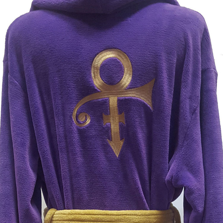 Picture of Prince: Prince 'Symbol' Purple Robe