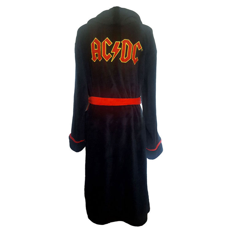 Picture of AC/DC: AC/DC 'Logo' Robe