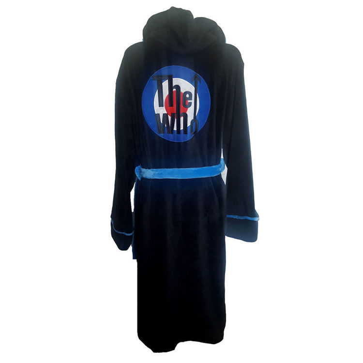 Picture of The Who: The Who 'Target Logo' Robe