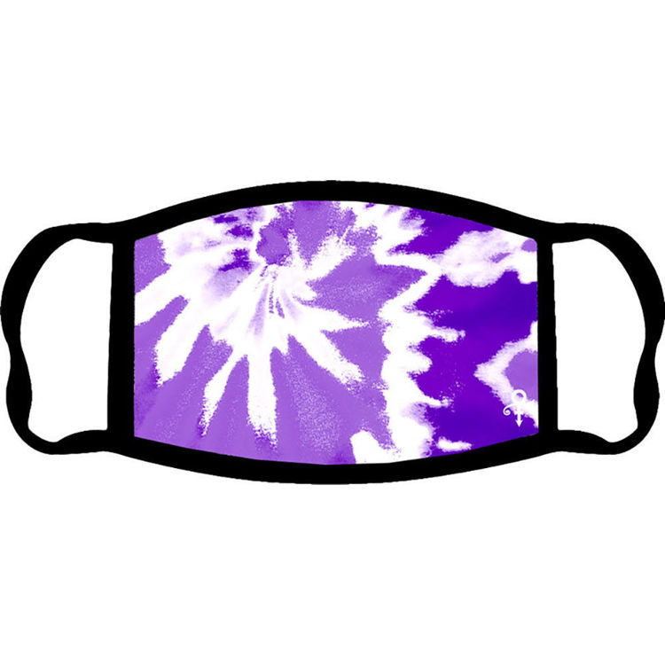 Picture of Prince: Face Mask Tie-Dye Love Symbol