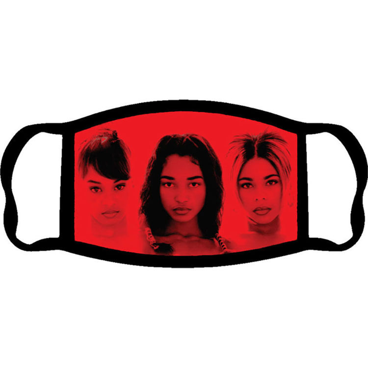 Picture of TLC: Face Mask TLC RED